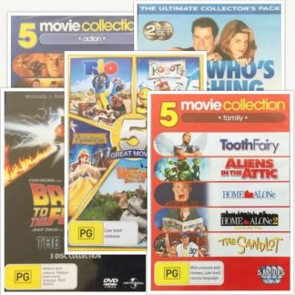 Multi Movie Packs